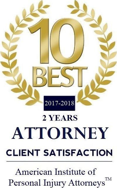 American Institute of Personal Injury Attorneys Client Satisfaction
