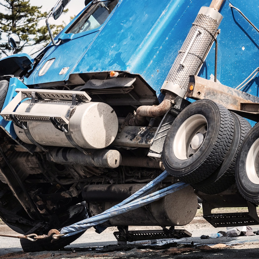 Semi Accident law firm in Tempe Arizona