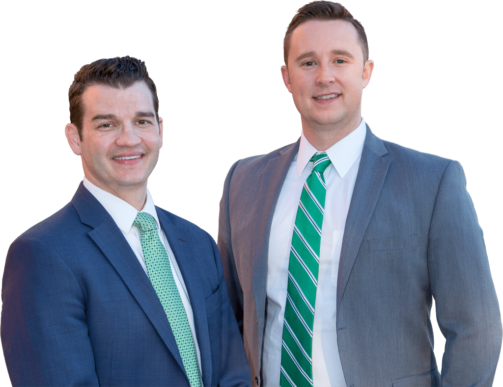 Tobin and Dove team of personal injury lawyers in Gilbert Arizona