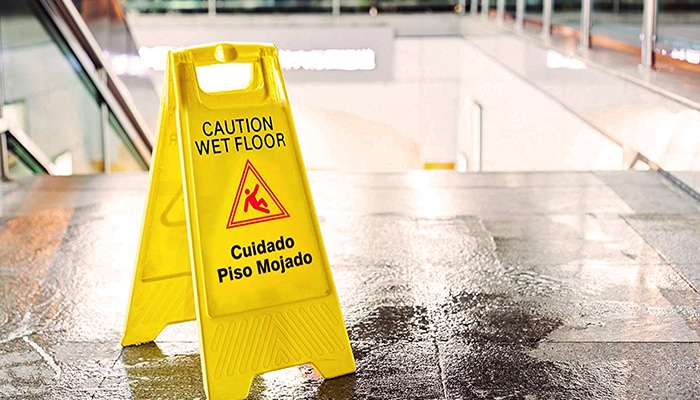 Slip and Fall Claims Premises Liability in Apache Junction