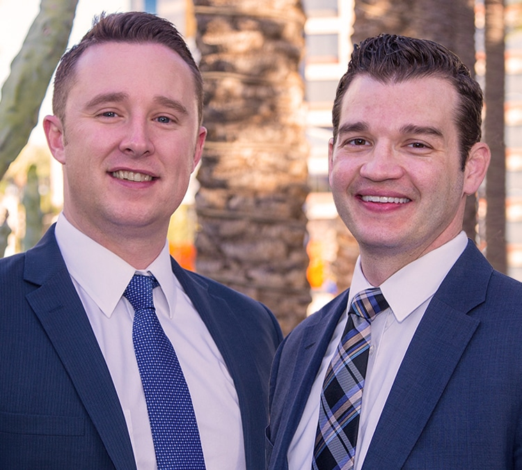 Experienced Tempe Personal Injury Lawyers Timothy Tobin and Shawn Dove