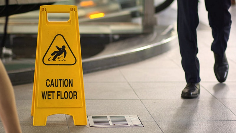 Chandler AZ Slip and Fall Accident Lawsuits