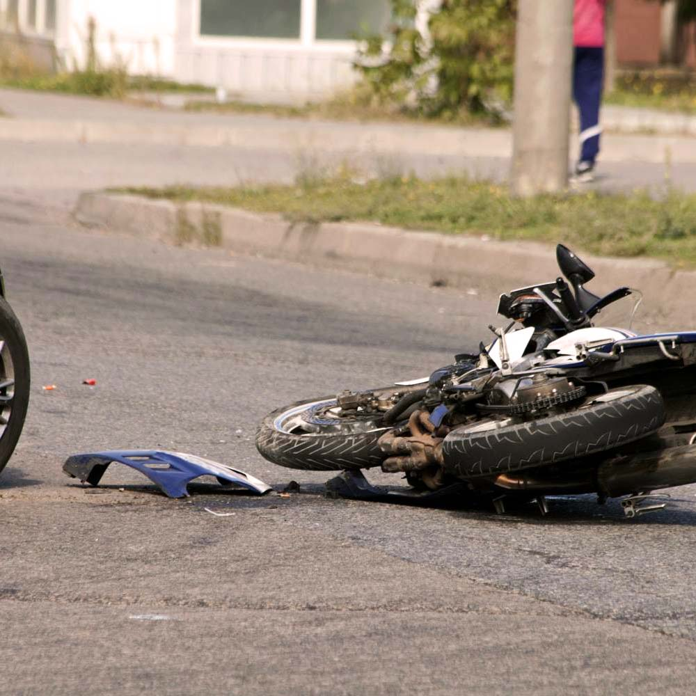 Queen Creek Motorcycle Accident Injury Cases