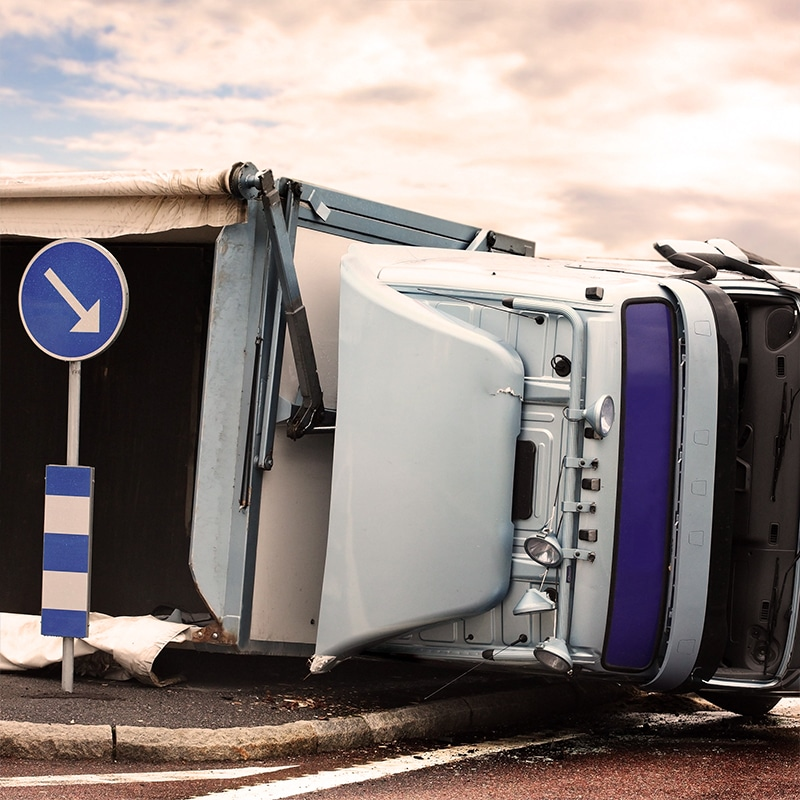 Semi-Truck Accident Injury Cases Phoenix Arizona