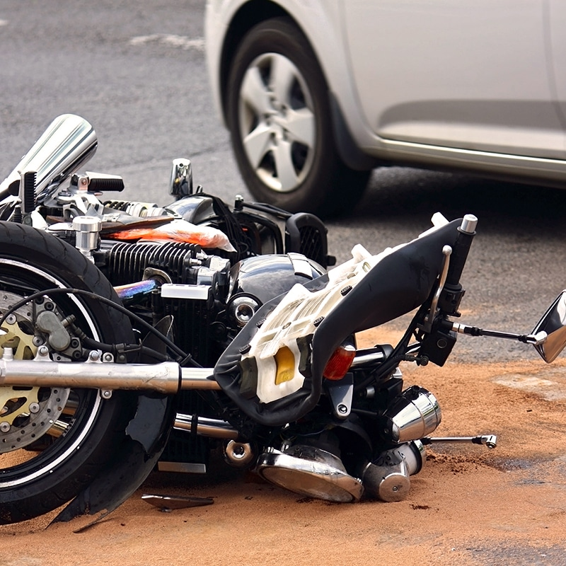 Sue For Motorcycle Accident Injuries Phoenix AZ